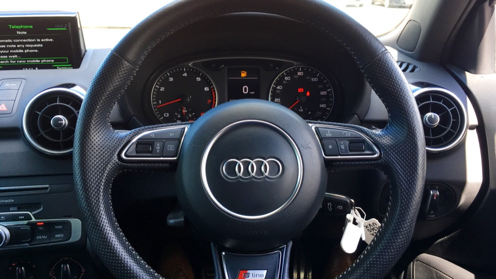 Audi A1 1.4 TFSI 150 S Line 5dr image 12