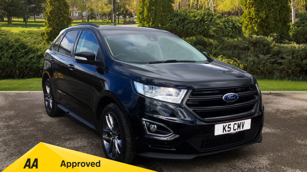 Ford Edge 2.0 TDCi 210 Sport 5dr Powershift with SAT NAV, Active TFT Display, Cruise Control Diesel Automatic Estate (2017) at Preston Motor Park Fiat and Volvo thumbnail image