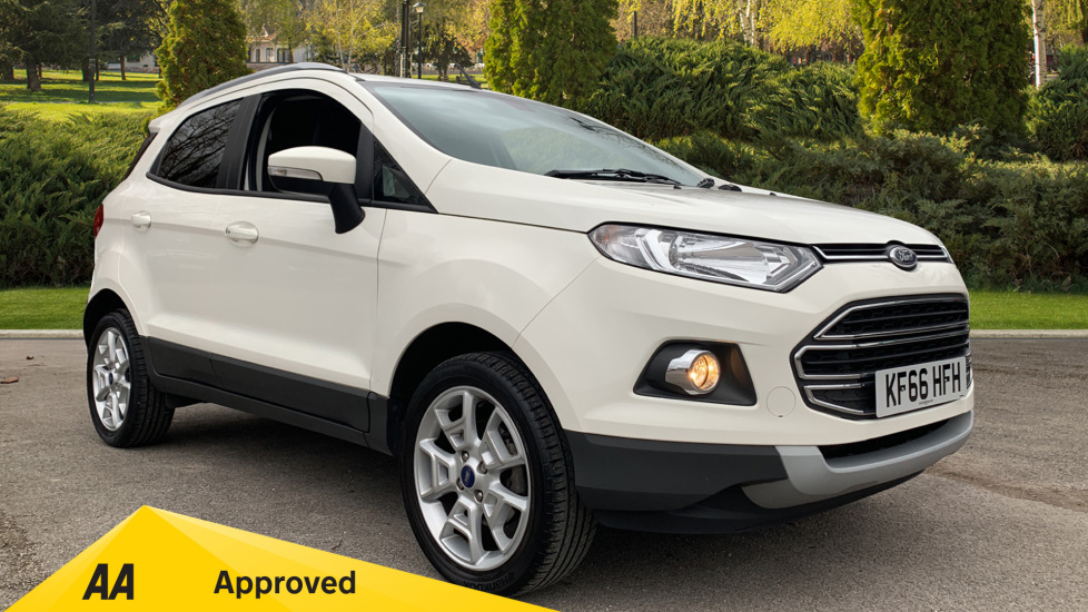 Ford EcoSport 1.5 Titanium 5dr Powershift [17in] Automatic Hatchback (2017)