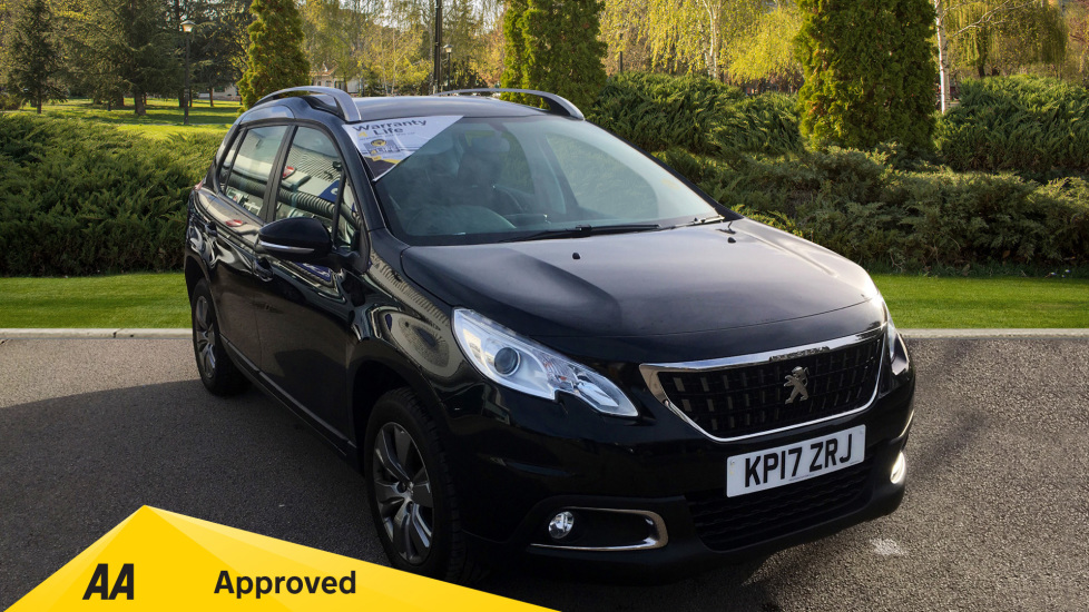 Peugeot 2008 SUV 1.6 BlueHDi 100 Active 5dr Bluetooth Connectivity and DAB Radio Diesel Estate (2017) at Preston Motor Park Fiat and Volvo thumbnail image