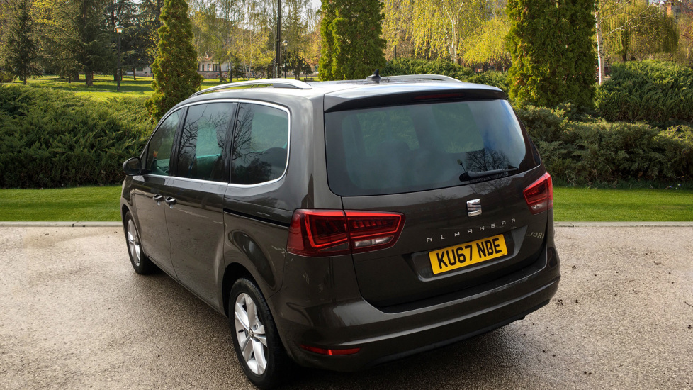 SEAT Alhambra 2.0 TDI CR Xcellence [150] 5dr DSG Panoramic Glass Roof, Power Tailgate and Side Doors image 2