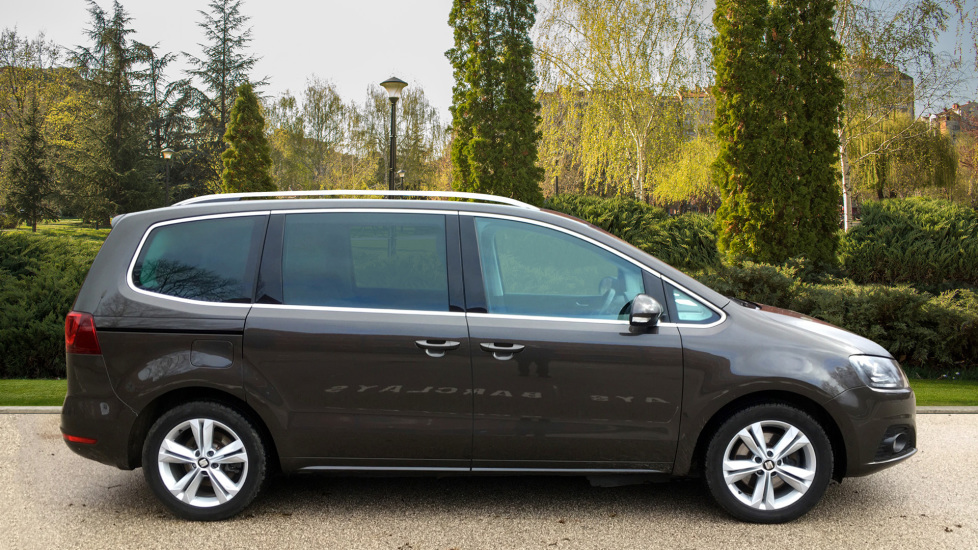 SEAT Alhambra 2.0 TDI CR Xcellence [150] 5dr DSG Panoramic Glass Roof, Power Tailgate and Side Doors image 5