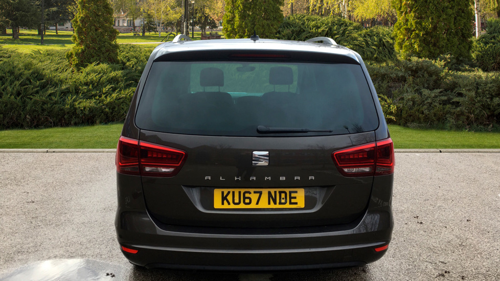 SEAT Alhambra 2.0 TDI CR Xcellence [150] 5dr DSG Panoramic Glass Roof, Power Tailgate and Side Doors image 6