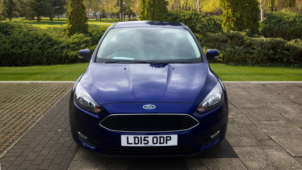 Ford Focus 1.5 TDCi 120 Zetec 5dr - Rear Park Assist, Impact Blue Metallic image 7