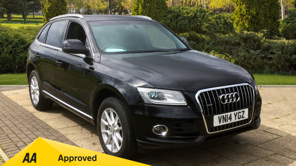 Audi Q5 2.0 TDI Quattro SE 5dr S Tronic with Comprehensive Factory Fitted Extras Diesel Automatic Estate (2014) image