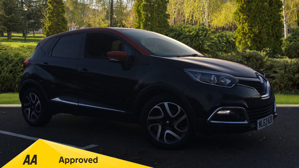 Renault Captur 1.5 dCi 90 Dynamique S MediaNav Energy 5dr Diesel Hatchback (2013) at Preston Motor Park Fiat and Volvo thumbnail image