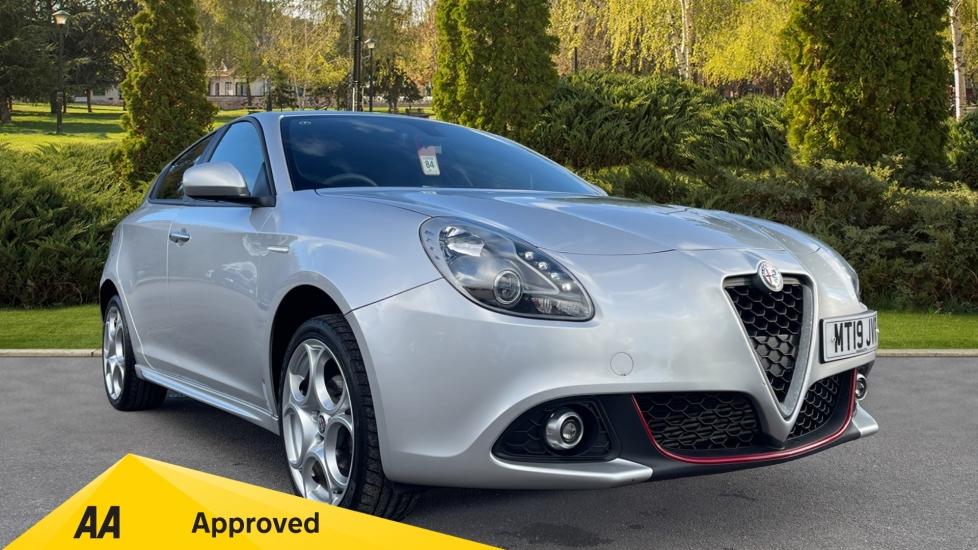 Alfa Romeo Giulietta 1.4 TB Sport 5dr - Rear Parking Sensors, Cruise Control & Media Control Touchscreen Hatchback (2019)