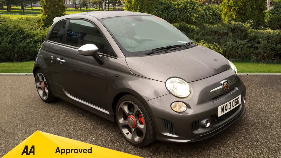 Abarth 595 1.4 T-Jet Competizione with Leather, Climate Control, Bluetooth 3 door Hatchback (2013) image