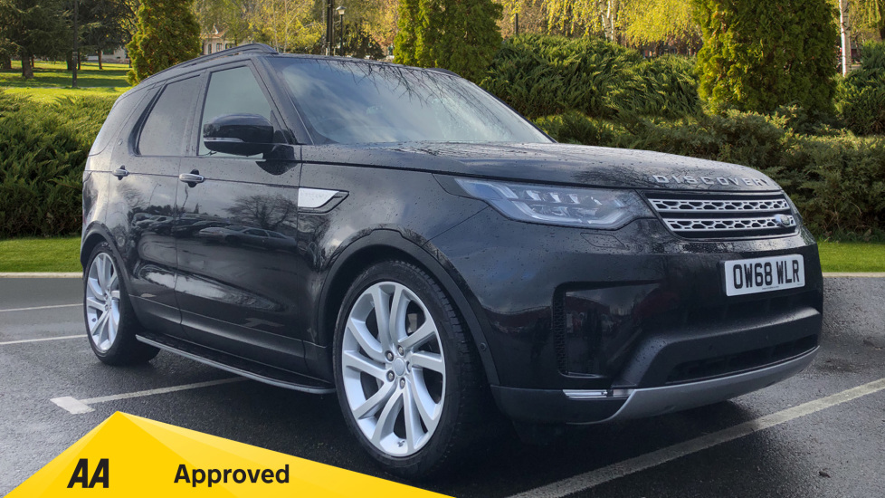 Land Rover Discovery 3.0 SDV6 HSE Luxury 5dr Diesel Automatic 4x4 (2018)