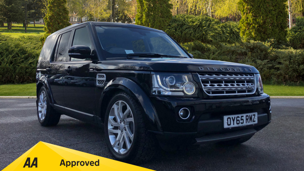 Land Rover Discovery 3.0 SDV6 HSE 5dr Diesel Automatic Estate (2015)
