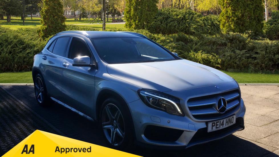 Mercedes-Benz GLA-Class GLA 220 CDI 4Matic AMG Line 5dr [Pre Plus] Active Park Assist and FREE SERVICE 2.1 Diesel Automatic Hatchback (2014) image