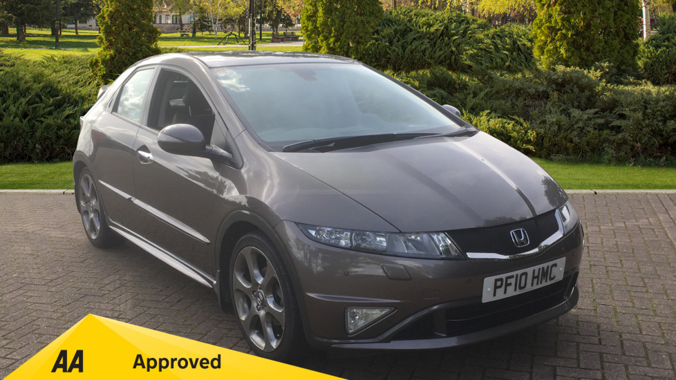 Honda Civic 1.8 i-VTEC EX GT - LESS THAN 8,000 MILES FROM NEW Automatic 5 door Hatchback (2010)