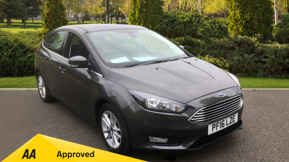 Ford Focus 1.0 EcoBoost Zetec with Added Factory Extras 5 door Hatchback (2016)