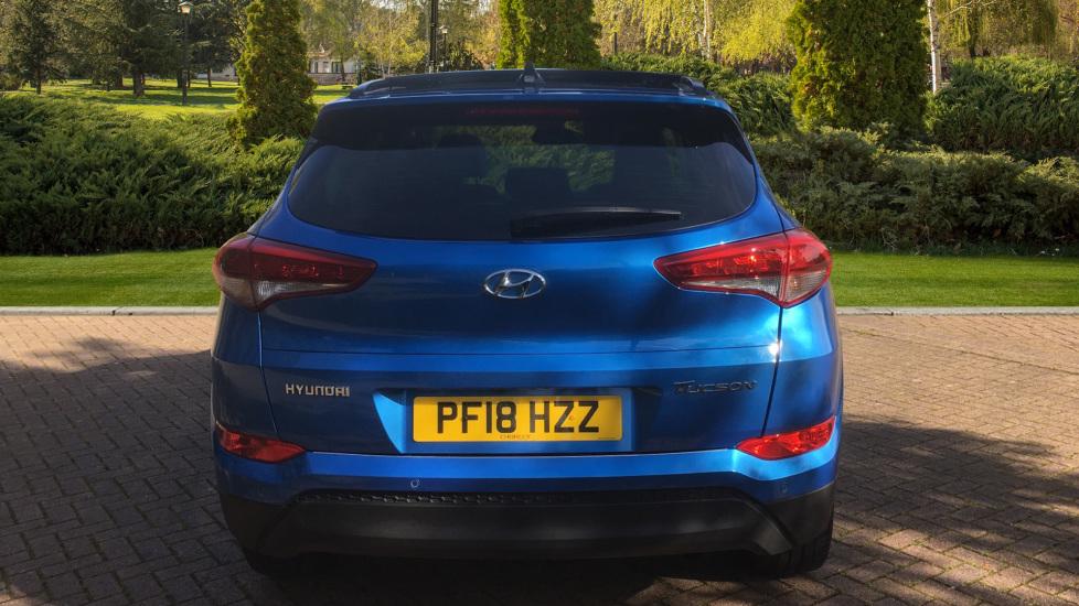 Hyundai Tucson 1.7 CRDi Blue Drive Premium SE 5dr 2WD DCT - SAT NAV, Electric Sunroof, Bluetooth image 6