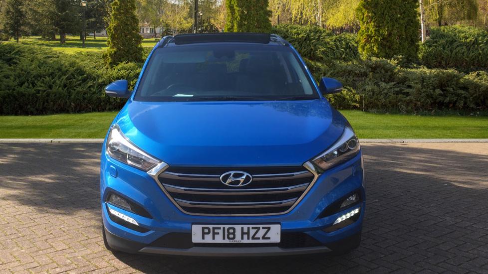 Hyundai Tucson 1.7 CRDi Blue Drive Premium SE 5dr 2WD DCT - SAT NAV, Electric Sunroof, Bluetooth image 7