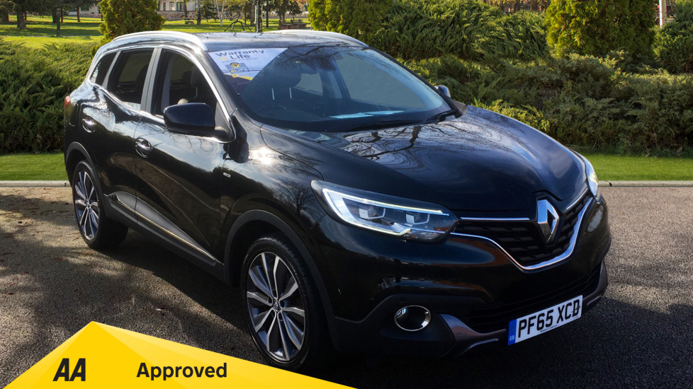 Renault Kadjar 1.5 dCi Signature Nav 5dr Panoramic Glass Roof, SAT NAV, Cruise Control Diesel Hatchback (2016) image