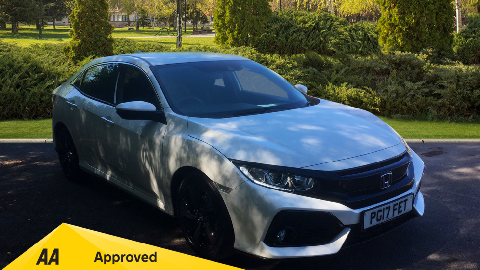 Honda Civic 1.0 VTEC Turbo SR CVT with FREE SERVICING Automatic 5 door Hatchback (2017)