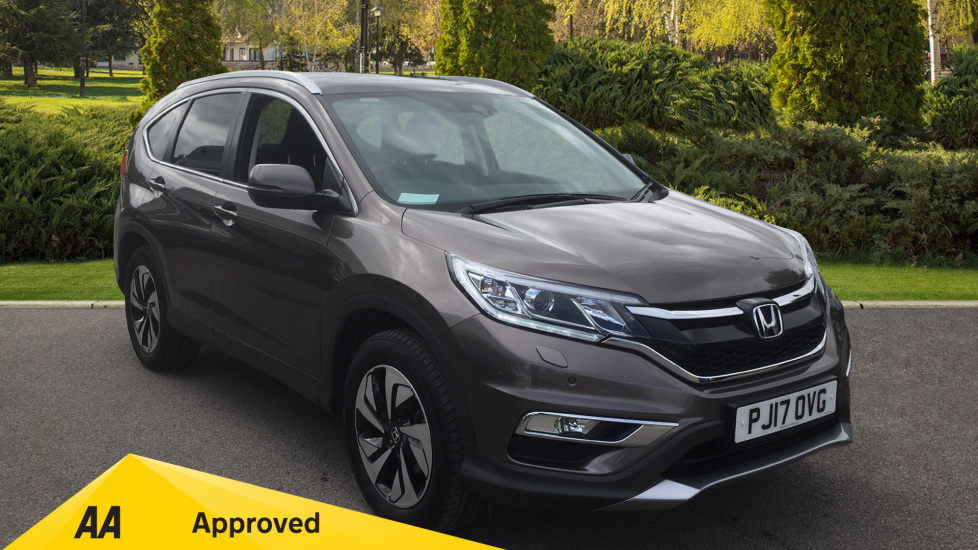 Honda CR-V 2.0 i-VTEC EX 5dr Automatic Estate (2017) image