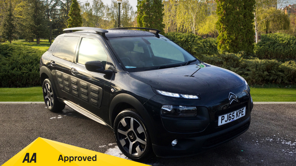 Citroen C4 Cactus 1.2 PureTech [110] Flair with Satellite Navigation, Cruise Control and Bluetooth 5 door Hatchback (2015) available from Bolton Motor Park Abarth, Fiat and Mazda thumbnail image