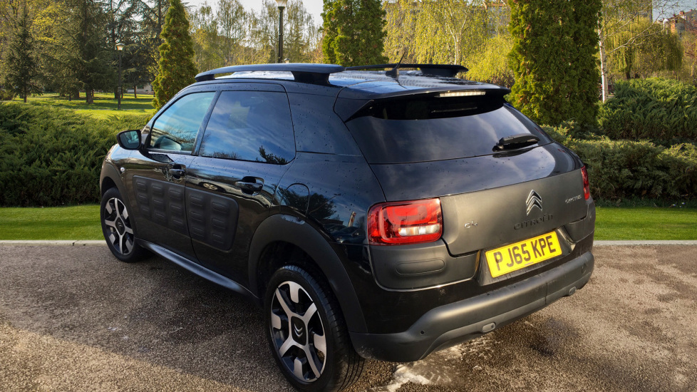 Citroen C4 Cactus 1.2 PureTech [110] Flair with Satellite Navigation, Cruise Control and Bluetooth image 2