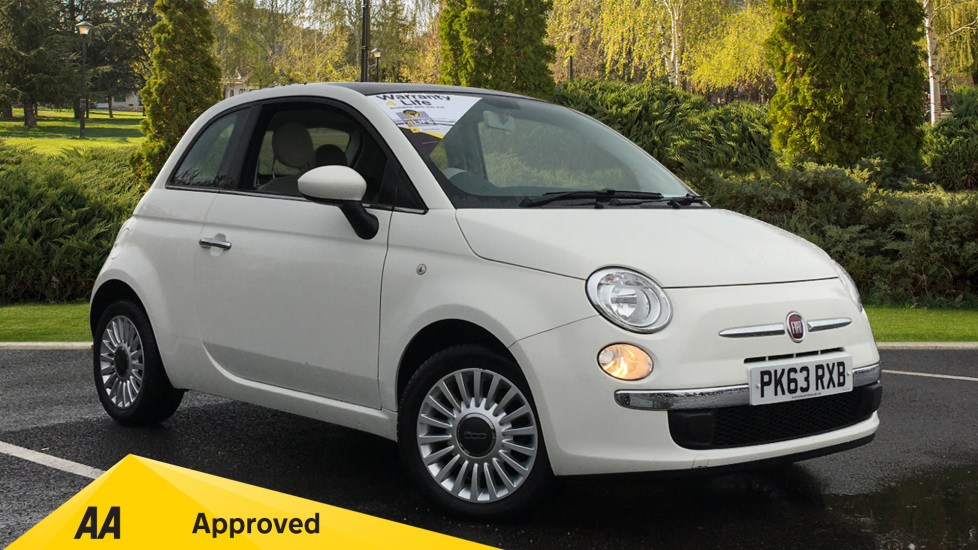 Fiat 500 1.2 Lounge [Start Stop] 3 door Hatchback (2013) image