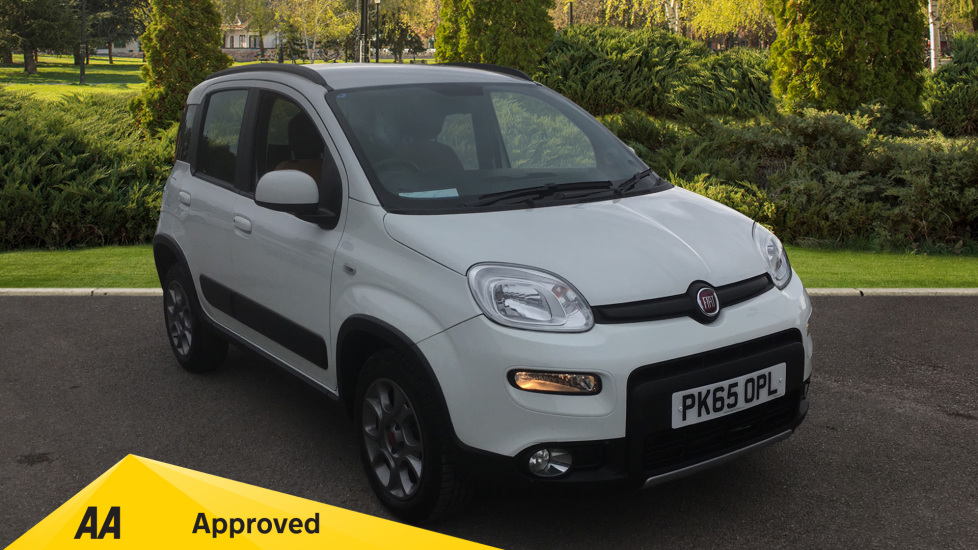 Fiat Panda 0.9 TwinAir [85] Trekking 5dr Hatchback (2015) available from Warrington Motors Fiat, Peugeot and Vauxhall thumbnail image