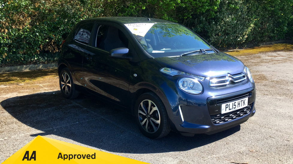 Citroen C1 1.0 VTi Flair [Start Stop] with Air Conditioning 3 door Hatchback (2015) image