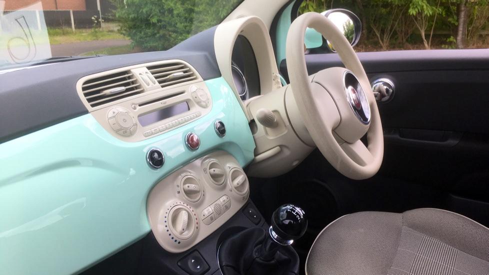 Fiat 500 1.2 Pop Star 3dr image 3