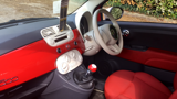 FIAT 500 COLOUR THERAPY HATCHBACK, PETROL, in RED, 2014 - image 6