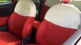 FIAT 500 COLOUR THERAPY HATCHBACK, PETROL, in RED, 2014 - image 7