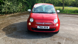 FIAT 500 COLOUR THERAPY HATCHBACK, PETROL, in RED, 2014 - image 9