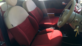 FIAT 500 COLOUR THERAPY HATCHBACK, PETROL, in RED, 2014 - image 13