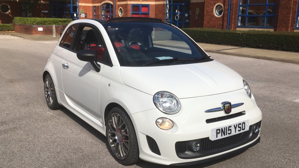 Abarth 595 1.4 T-Jet Turismo 2dr Convertible (2015) image
