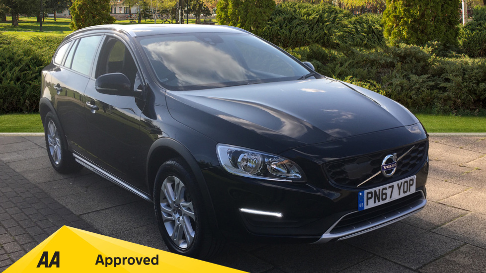 Volvo V60 Cross Country D3 SE Nav  2.0  5 door Estate (2017) at Volvo Preston thumbnail image