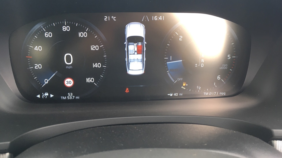 Volvo S90 2.0 D5 PowerPulse R DESIGN Pro AWD  - Driver Support, SAT NAV, DAB, BLIS image 18