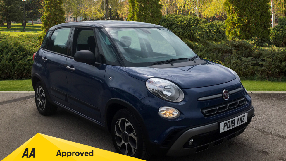 Fiat 500L 1.4 City Cross 5dr Hatchback (2019)