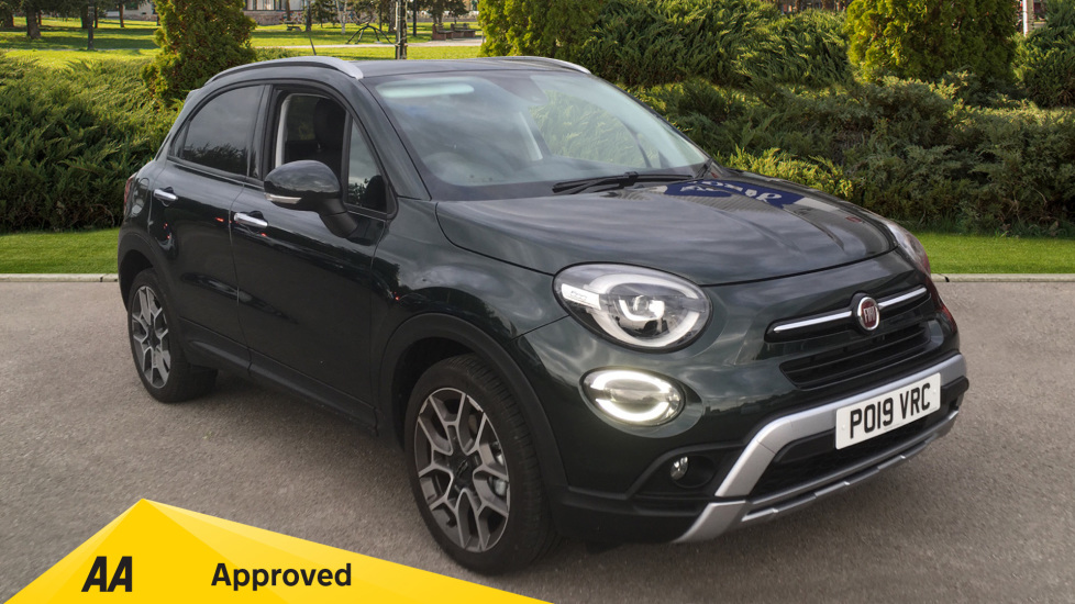 Fiat 500X 1.0 Cross Plus - SAT NAV, Apple Car Play, Bluetooth 5 door Hatchback (2019) image