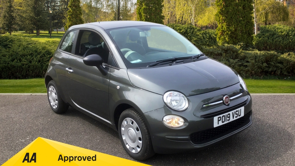 Fiat 500 1.2 Pop with LED Daytime Lights and Cruise Control 3 door Hatchback (2019) at Preston Motor Park Fiat and Volvo thumbnail image