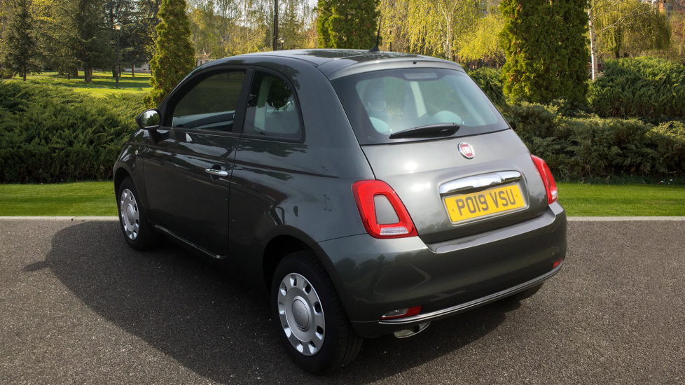 Fiat 500 1.2 Pop with LED Daytime Lights and Cruise Control image 2
