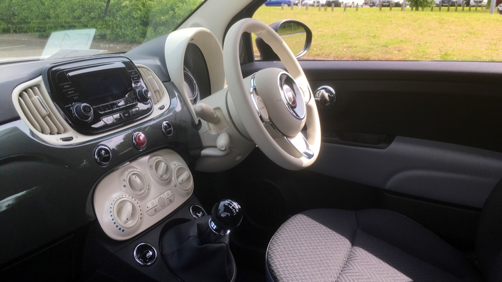 Fiat 500 1.2 Pop with LED Daytime Lights and Cruise Control image 3