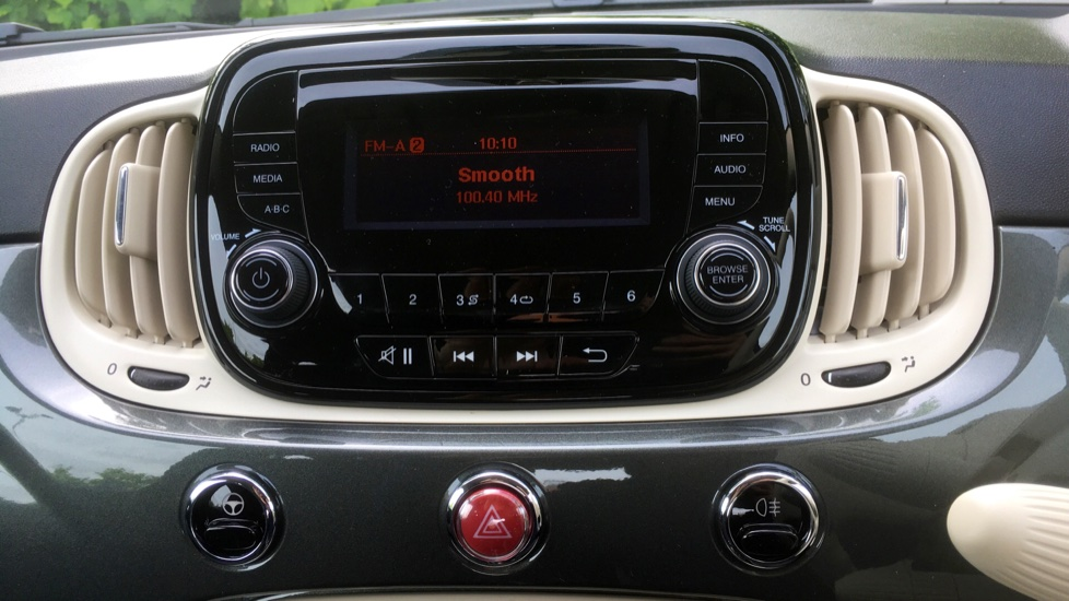 Fiat 500 1.2 Pop with LED Daytime Lights and Cruise Control image 12