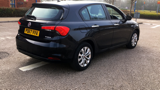 FIAT TIPO EASY HATCHBACK, PETROL, in BLACK, 2017 - image 3