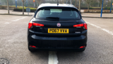 FIAT TIPO EASY HATCHBACK, PETROL, in BLACK, 2017 - image 4