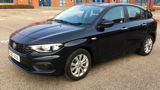 FIAT TIPO EASY HATCHBACK, PETROL, in BLACK, 2017 - image 8