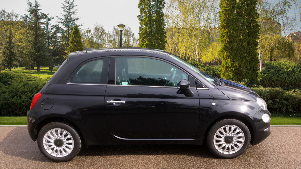 Fiat 500 1 2 Lounge with Rear park Assist, Active TFT Screen, USB Input 2  door Hatchback (2018) at Preston Motor Park Fiat and Volvo