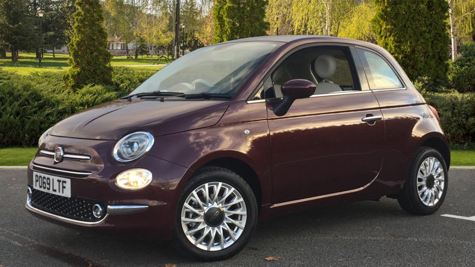 Fiat 500 1.2 Lounge 3dr Hatchback (2019)