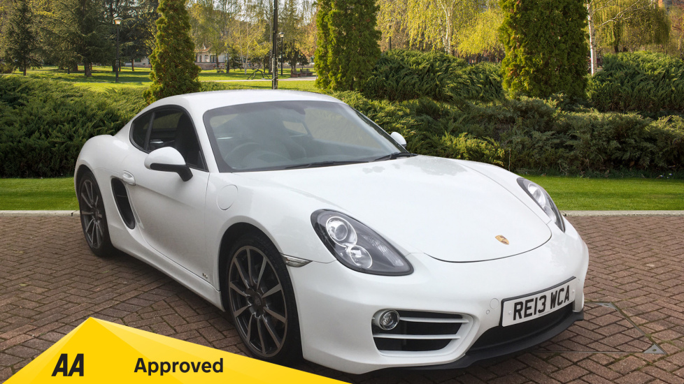Porsche Cayman 2.7 2dr with Comprehensive Factory Fitted Extras Coupe (2001)