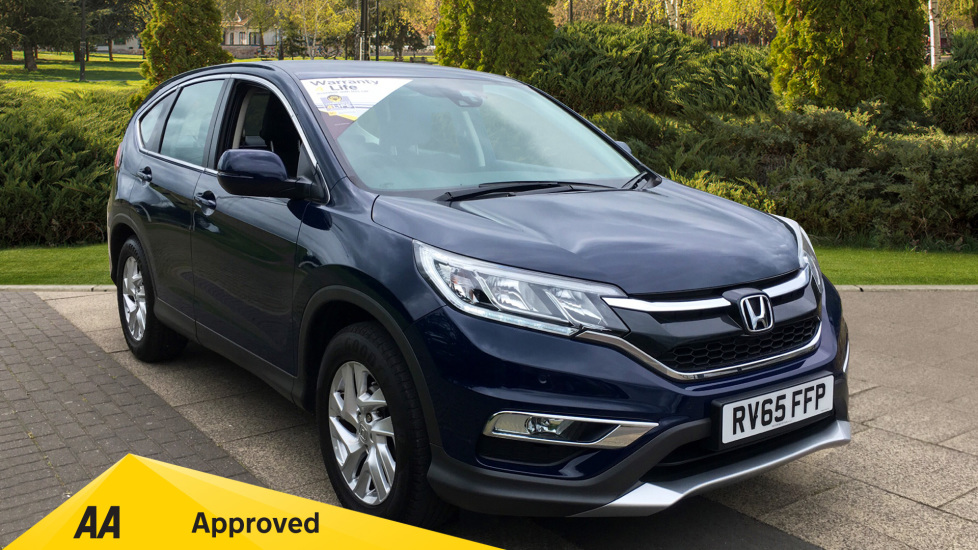 Honda CR-V 1.6 i-DTEC SE 5dr 2WD [Nav/DASP] Diesel Estate (2015) available from Oldham Motors Citroen, Fiat and Jeep thumbnail image