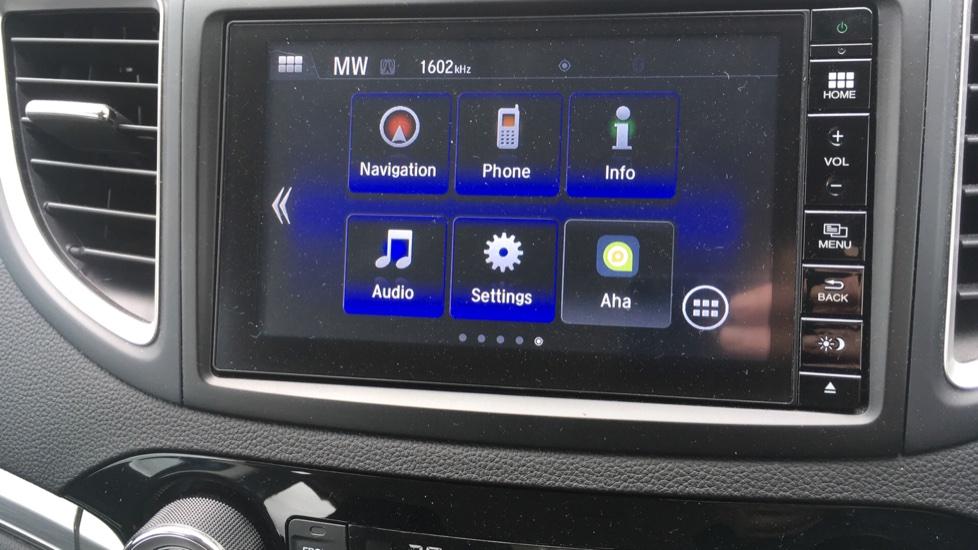 Honda CR-V 1.6 i-DTEC SE 5dr 2WD [Nav/DASP] image 17