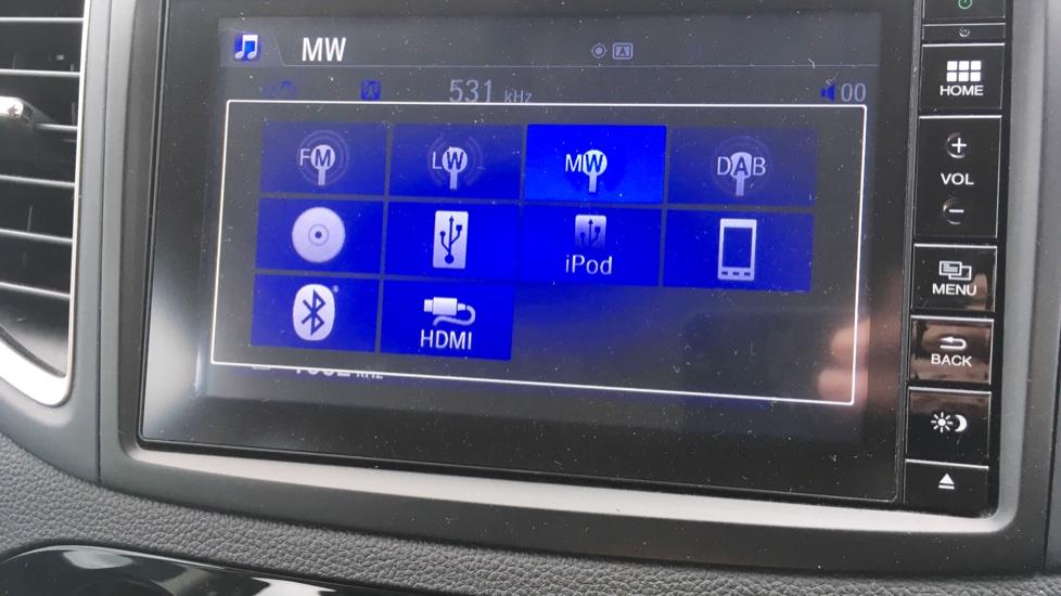 Honda CR-V 1.6 i-DTEC SE 5dr 2WD [Nav/DASP] image 20
